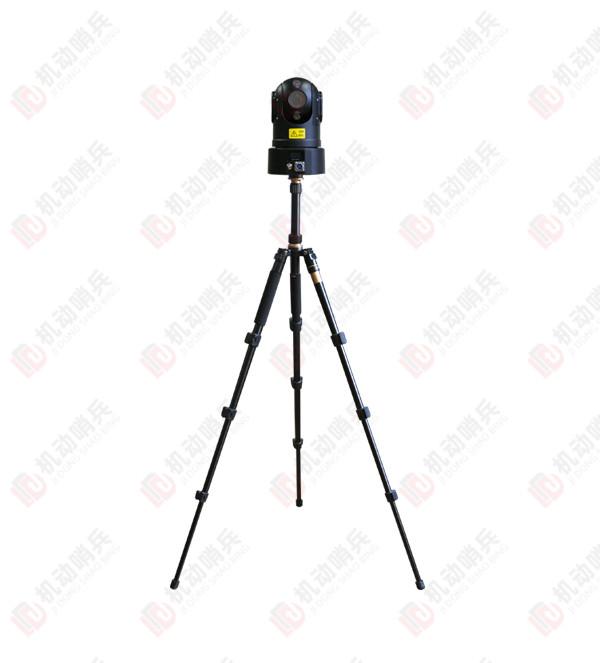 4G高清摄像布控球
