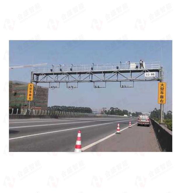 ETC门架车牌图像识别系统